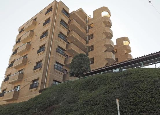 【外観】サンマンション青葉台ガーデン