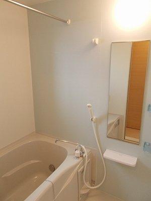 【浴室】サンノウS・弐番館