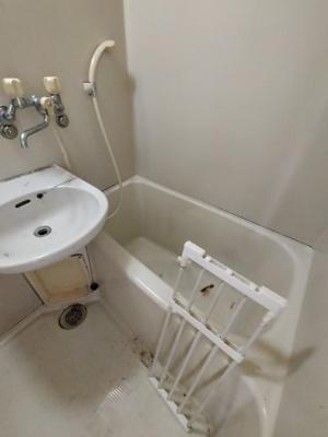 【浴室】メゾンドホーリー