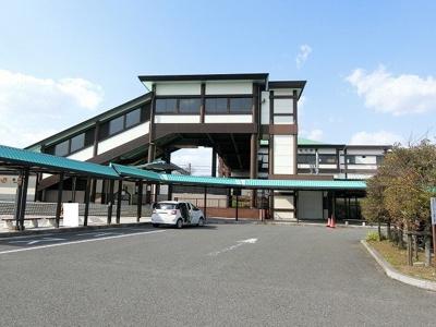 垂井駅まで500m
