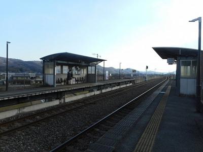 JR井原鉄道・御領駅まで1000m