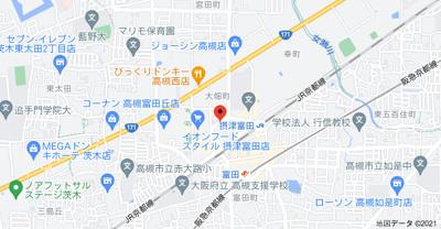 【地図】フォーラスコート2 (株)Roots