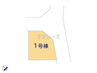 【区画図】リーブルガーデンS彦根市第4大堀町