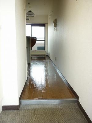 「玄関スペース」