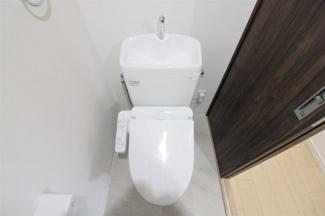 【トイレ】グラシィオ堀川