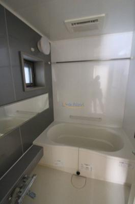 【浴室】アーデンタワー新町