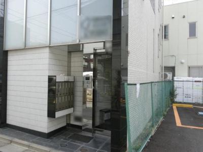 【エントランス】グランアセット経堂