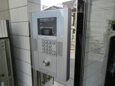 【セキュリティ】グランアセット経堂