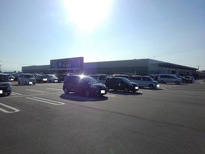 スーパーセンターPLANT黒部まで1600m