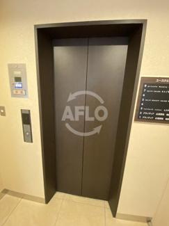 ユースクエア堂島 エレベーター