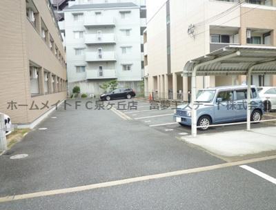 【駐車場】フジパレス浜寺サウスⅢ番館