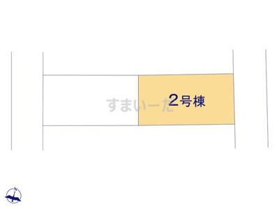 【区画図】リーブルガーデンS長浜市木之本町第3黒田