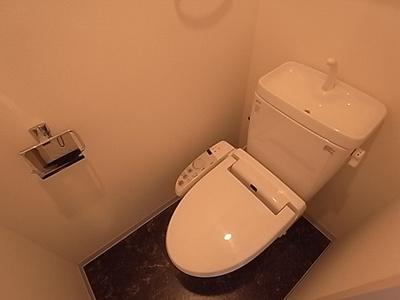【トイレ】ラウル六甲道