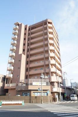 各線「川崎」駅へ徒歩圏内のハイグレード都市型マンションです