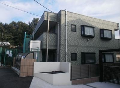 「菊名駅徒歩3分のオートロック付のマンション」