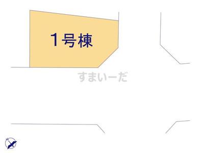 【区画図】リーブルガーデンS西宮市南甲子園3期