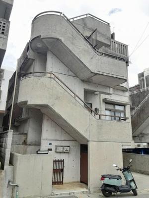 【外観】宇江城貸家