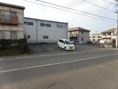 【駐車場】パナハイツ橋本 B