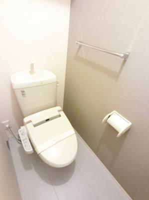 【トイレ】バンブーハイム