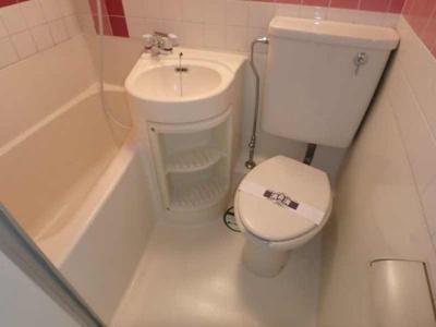 【浴室】ハイシティ南青山