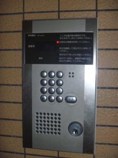 【セキュリティ】M2マンション