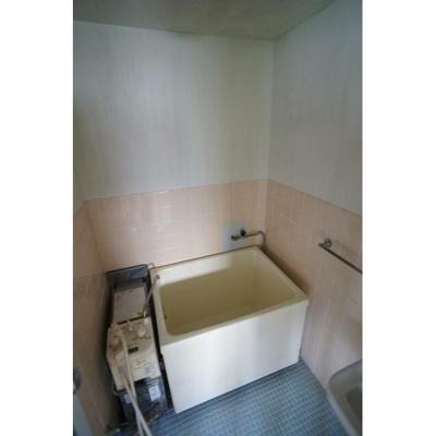 【浴室】クローバーハイツ(クローバーハイツ)