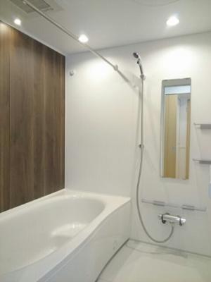 【浴室】ウィル・アルカディア