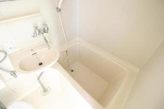 【浴室】《木造11.84%》つくば市柴崎一棟アパート