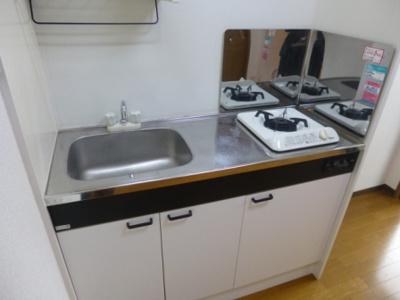 【キッチン】あすかマンション