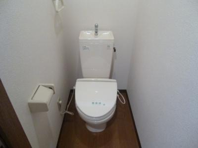 【トイレ】あすかマンション