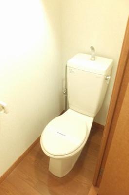 バストイレ別のお部屋です。