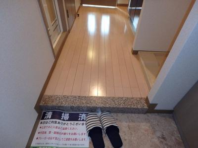 【玄関】レジオス文京白山