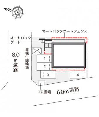 【その他】レオパレスフレンディー太閤