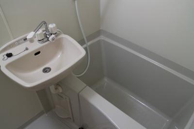 【浴室】レオパレス大幸