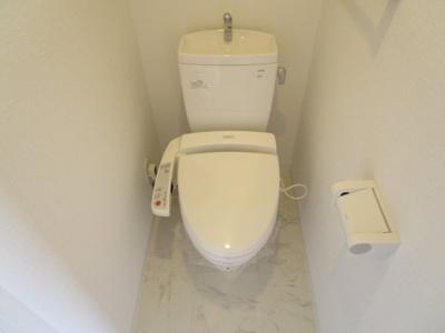 【トイレ】ドルチェ中野壱番館