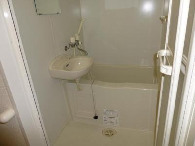 【浴室】レオパレス773