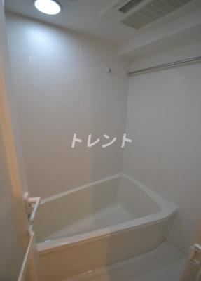 【浴室】アジールコート新宿