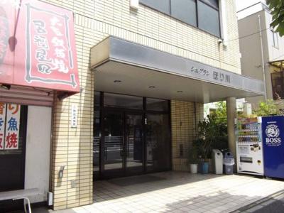 【エントランス】シェグランほり川