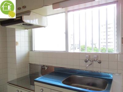 【キッチン】小又原アパート