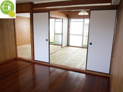 【居間・リビング】小又原アパート