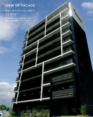 【外観】プレサンス天神橋筋六丁目ヴォワール