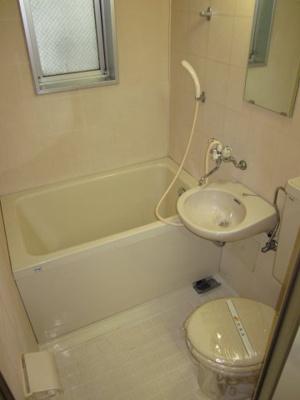 【浴室】サニーヒル櫛原