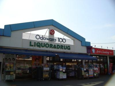 小田急百貨店(スーパー)まで800m