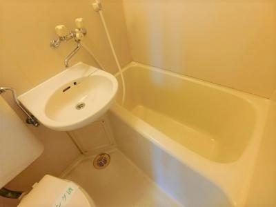 【浴室】グレース牛浜
