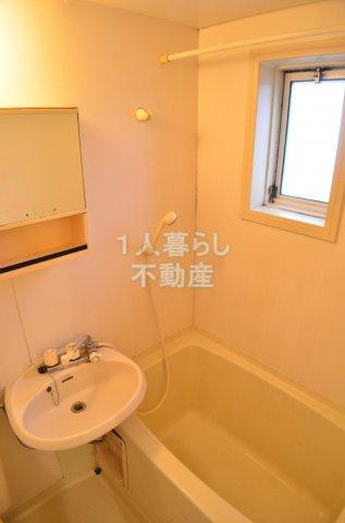 【浴室】マリクレール池上