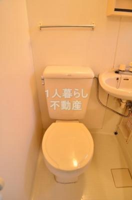 【トイレ】マリクレール池上