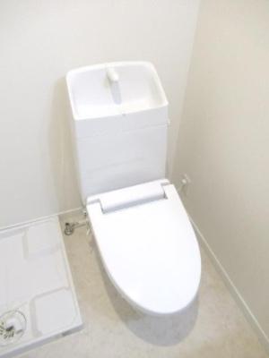 【トイレ】ソリッド東向島