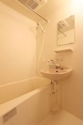 【浴室】ルーブル蒲田参番館