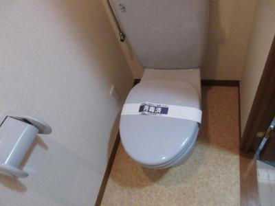 【トイレ】フェニックス西早稲田