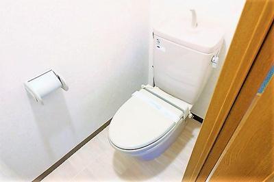 【トイレ】グランドヒルズ弐番館